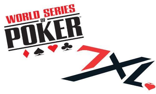 WSOP with 7XL Poker